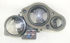 Motorcycle Parts Speedometer Speedo Meter Gauge Tachometer Instrument Case Cover For HONDA CBR400 CBR 400 NC29