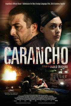 Carancho (Pablo Trapero, an Argentine drama about an ambulance chasing lawyer (Ricardo Darin) who reassesses his life after meeting a young paramedic (Martina Gusman). Series Movies, Movies And Tv Shows, Tv Series, Martina Gusman, Bringing Out The Dead, Ricardo Darin, Movies Worth Watching, Dvd, Film Review