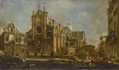 """""""CANALETTO - GUARDI Les deux maîtres de Venise"""" @ Musée Jacquemart-André - Alain.R.Truong"""