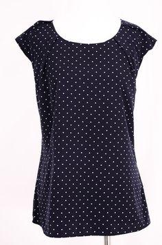 GAP Polka Dot Shirt Size S by GAP   ClosetDash