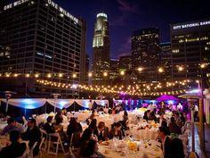 Walt Disney Concert Hall Los Angeles Wedding Venues