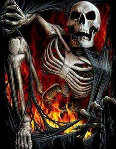 Skull Wallpaper, Dark Wallpaper, Dark Fantasy Art, Dark Art, Leo Tattoo Designs, Skull Model, Fantasy Wizard, Pix Art, Skull Pictures