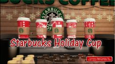 Starbucks Holiday Cup at Victor Miguel • Sims 4 Updates