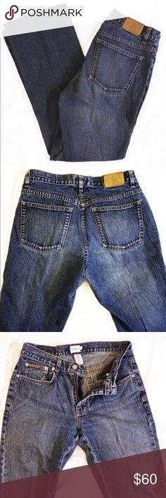 Calvin Klein Jeans Official Calvin Klein Jeans. Faded straight leg denim jeans. 100% cotton. Never worn. Calvin Klein Jeans Jeans Straight Leg