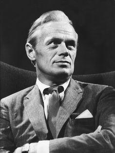 Richard Widmark (* 26. Dezember 1914 in Sunrise, Minnesota; † 24. März 2008 in Roxbury, Connecticut)