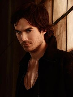 """""""If you're going to be bad, be bad with a purpose. Otherwise you aren't worth forgiving."""" - Damon"""