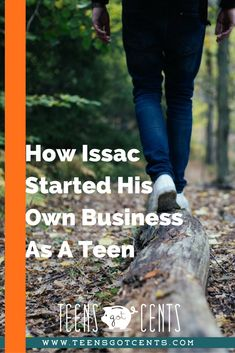 Teen business owners are popping up all over the place! Using their talents and skills to create their own companies and jobs, they are the next big leaders to look out for. Today, I talk to Isaac Cothran. Isaac is your average, outdoorsy teen who took his love for trail walking and made it a tour business geared at showing other kids how to literally go off the beaten trail. His work made big profits and helped him shake the normal first job blues.