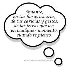 SinSerAnonimo.blogspot.com: Pensamientos 141