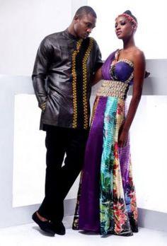 african beautiful people fashion styles