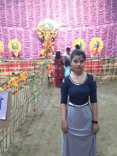 Happy Durga Puja, Waist Skirt, High Waisted Skirt, Skirts, Fashion, Moda, High Waist Skirt, Fashion Styles, Skirt