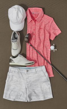 Under Armour Women's Golf Apparel | Golf Galaxy
