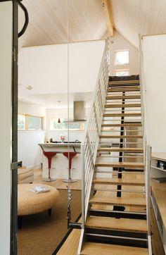 9 Step Folding Mezzanine Ladders | Loft | Pinterest | Mezzanine, Steel And  Lofts