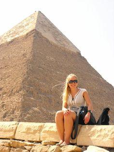 Giza Pyramids, Hurghada Tours http://www.shaspo.com/hurghada-excursions-and-day-tours-egypt