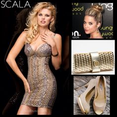 Enjoy your summer nights with your friends looking fabulous in style 48360 LSG! www.scalausa.com