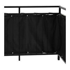 DYNING Innsynsskjerming for balkong IKEA Beskytter mot vind, sol eller innsyn på balkongen.