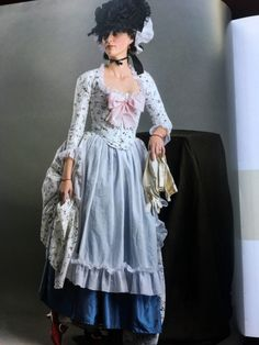 haute couture fashion Archives - Best Fashion Tips Dress Style Names, 18th Century Fashion, 19th Century, Historical Clothing, Historical Dress, Historical Costume, 18th Century Costume, Haute Couture Fashion, Marie Antoinette