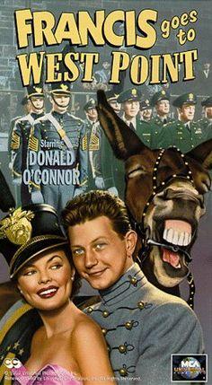 Francis Goes to West Point [VHS] Universal Studios Ho https://www.amazon.com/dp/6303431488/ref=cm_sw_r_pi_dp_x_zpadybE4WFR2H
