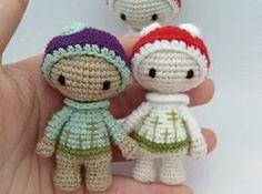 Amigurumi Tiny Lalylala-Free Pattern