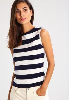 Polo Ralph Lauren T-shirt con stampa - cruise navy/nevis - Zalando.it