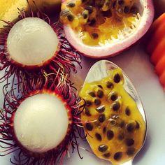 Amazing fruit in Bangkok, Thailand! Thailand Vacation, Bangkok Thailand, Thailand Travel, Asia Travel, One Night In Bangkok, Hotel Food, Best Thai, Food Staples, Cheap Flights