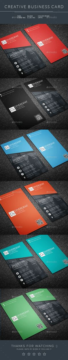 Business Card Template PSD. Download here: http://graphicriver.net/item/business-card/15456090?ref=ksioks