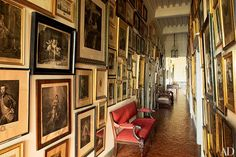 Set within Burley on the Hill, a 300-year-old English country estate, an apartment graced with soaring columns and exquisite plasterwork is brought back to glorious lifeAfter inheriting Villa Cetinale, a 17th-century Tuscan estate with spectacular gardens, English musician Ned Lambton set about restoring the Baroque masterpieceDesigner Timothy Corrigan buys a neoclassical Loire Valley château and transforms it into an exquisitely aristocratic, exceptionally livable homeDesigner David Easton…