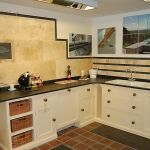 Images and photographs in our gallery of slate worktops for kitchens and work surfaces including photos of our sink surrounds and kitchen island work tops. Slate Worktops, Kitchen Gallery, Work Surface, Work Tops, Custom Design, Kitchen Cabinets, Restaurant, Black, Home Decor