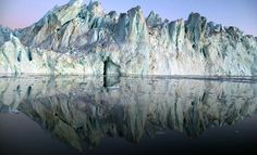 Glaciers photography by Nick Cobbing