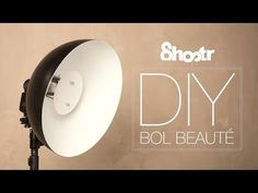 Make Your Own Beauty Dish From a Metal Mixing Bowl - DIY Photography
