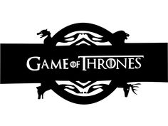 Resultado de imagen para game of thrones logo