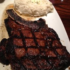 Longhorn Rib Eyes Steaks | Ribeye Steak at LongHorn Steakhouse