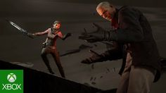 This is Freaking Amazing, Dishonored: Death of the Outsider Launch Trailer