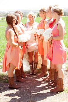 This is adorable for a country wedding
