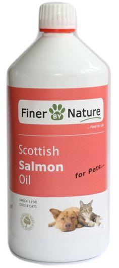 1Lt Salmon Oil