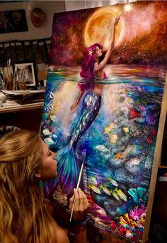 Mermaid- Lindsay Rapp