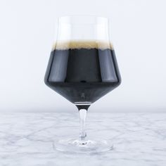 If you're looking for one glass to serve all your favorite craft beer in, look no further. This glass captures and releases a beers unique aromas allowing for an ideal drinking experience. It's a must own if you're a beer geek.    Product Details: Lead-Free Crystal Construction - Accommodates 16 oz. Comfortably