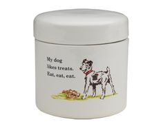 Check out the deal on My Pet Likes Treats Pet Jar at B.A. Barker www.babarker.com