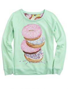 Shop Sweet Photoreal Sweatshirt and other trendy girls tops & tees clothes at Justice. Find the cutest girls clothes to make a statement today.
