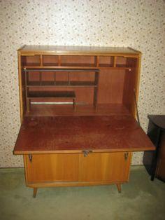 original 60er jahre sideboard kommode in ludwigsvorstadt isarvorstadt wohnwand gebraucht. Black Bedroom Furniture Sets. Home Design Ideas