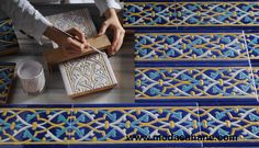 Why Ceramic Tiles? Ceramic is best known for its durability. For example, Rustem Pasha Mosque from 16th century is famous for its wide variety of Iznik tiles that are still intact after centuries.