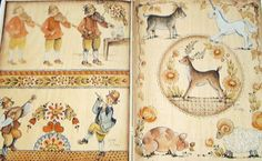 BASICS-OF-FOLK-ART-1-Jo-Sonja-Jansen-Painting-Pattern-Book-OOP
