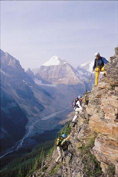 Rock Climbing.  South Dakota, 1990.  Oklahoma, 1993 - 1995.  Washington, 1996 - 1999.