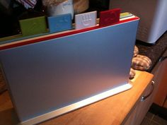Colour coded chopping boards Chopping Boards, Swag, Coding, Colour, Color, Cutting Boards, Colors, Programming