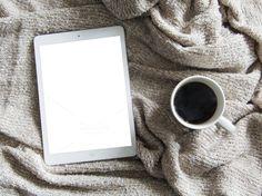 iPad Styled Stock Image, iPad Mockup