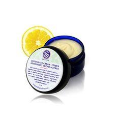 Soapwalla - Citrus Deodorant Cream (ohne Aluminium)