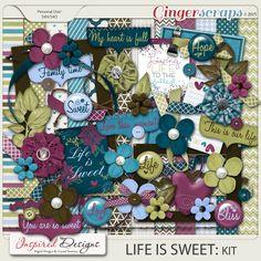 LIFE IS SWEET: Kit