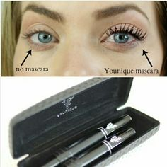 Fabulashes? Yes!! 3D fiber lash mascara, yes mascara, adds up to 300% volume to natural lashes. No mess and no glue! Check it out here:                                 https://www.youniqueproducts.com/SweetChills