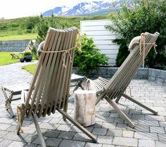Sticks Furniture, Furniture Chairs, Garden Furniture, Diy Furniture, Outdoor Furniture, Outside Living, Outdoor Living, Outdoor Chairs, Outdoor Decor