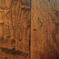 Prefinished Distressed Cherry Engineered Hardwood Flooring 3/8