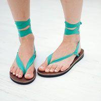 Classic Flip Flop Sseko Sandal